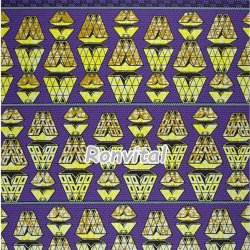 Item No.062851 Chinese factory price customized african super wax print fabric