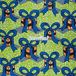 Item No.061245 Made to order the classic super wax african print fabric