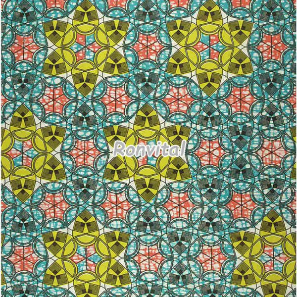 Item No.064113 Made to order the most popular design super wax print fabric