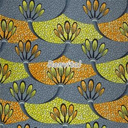 Item No.s8jf6.035 Made to order new design super wax printed african fabric