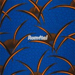 Item No.08721.004 Wholesale popular design veritable holland wax print fabric